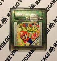Gioco GBA Game Boy GameBoy Advance MARIO TENNIS ++++++++++++++++++++++++++++++++