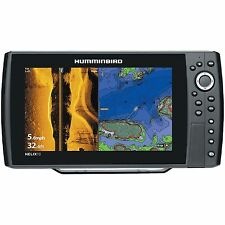 Humminbird 409990-1 HELIX 10 SI GPS Internal GPS Combo Sonar Fish Finder