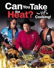 CAN YOU TAKE THE HEAT?: The WWF Is Cooking!-ExLibrary