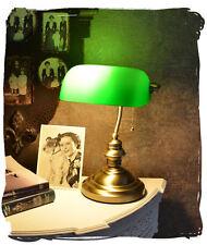 LAMPE BANQUIER DE anglais table bureau Bibliothèque