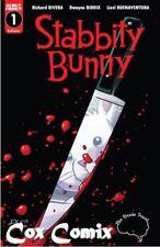 Stabbity Bunny 1 Variant Scout Exclusive Dwayne Biddix 250 print run