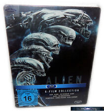 Alien 6-Film Collection (inkl. Prometheus & Covenant)[Blu-Ray] limited Steelbook