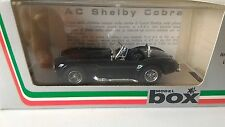 AC SHELBY COBRA - scala 1/43 Model Box