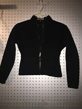 New ~ Six-O black skating jacket ~ child size 8-10