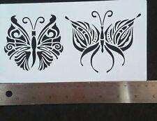 Butterfly Butterflies Wall Stencil Reusable Template Home Decor Mask Scrapbook