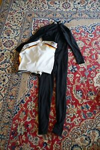 Original Bogner DSV Skirennanzug DH Herren Gr. ca. 180cm