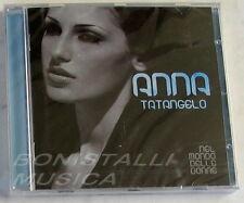 ANNA TATANGELO - NEL MONDO DELLE DONNE - CD Jewelbox Sigillato