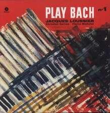 Jacques Loussier - Play Bach Vol.1 LP Vinile WAX TIME RECORDS