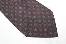 FRANCO BASSI Silk tie Made in Italy F262
