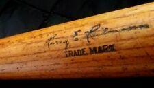 """Vintage Bat 1920'S Harry Heilmann Hh 40 Louisville Slugger 34"""" 39.1 Oz"""