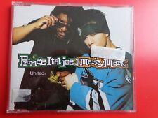 Prince Ital Joe feat. Marky Mark - United, Maxi, Musik CD Pop Rock ~204