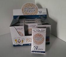 Wholesale TAROT Playing Cards - 12 Decks + Display Box