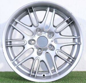 Cerchio in lega ORIGINALE 18 BMW Styling 65M M5 E39 2228960 9.5J 22mm posteriore
