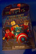 Marvel Mini Mates Minimates The New Avengers RARE!