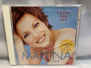 MARTINA McBRIDE There You Are CD (PROMO Single)