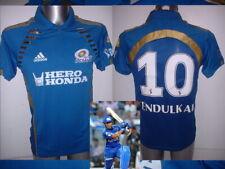 Mumbai Indians Adidas M L Tendulkar Cricket Shirt IPL BNWT Jersey T20 India Top