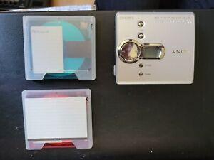 Sony Mz-NE410 Minidisc Recorder Player Hi-md Walkman