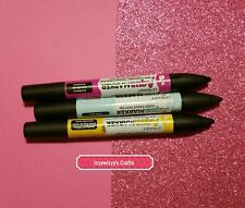 Promarkers Aquamarkers 3 ct NEW craft markers artist quality drawing