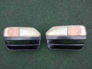 Nissan Skyline R33 Series 2 Sedan Front Fog Lights Left and Right
