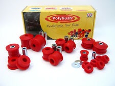 Polybush Vehicle Bush Set for Audi TT Mk1, Quattro, 1999-2006: Kit142