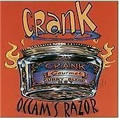 Crank - Occam's Razor (2003 CD Album) 12 Tracks / FREE UK P&P