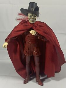 """Sideshow Toy PHANTOM OF THE OPERA MASK OF RED DEATH 8"""" Figure"""