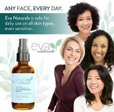 Hyaluronic Acid Face Q10 Vitamin C B Chamomile Wrinkle Lift Wash Serum Cream Gel