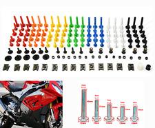 FOR Suzuki DL650/V-STROM GSR750/GSX-S750 GSR600 TL1000S SV650Full Fairing Screws