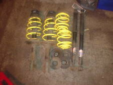 renault clio sport 172 suspension with spax lowering springs