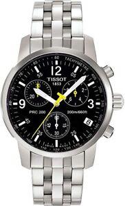 Orologio uomo TISSOT PRC 200 - T17158652 Cronografo - NUOVO - GARANZIA 2 ANNI ⌚⌚