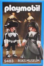 Playmobil Rijks Museum Rembrandt 9483 Marten & Oopjen Edelmann Nonne NEU NEW