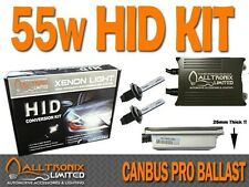 Vauxhall ASTRA MK5 H7 Canbus Pro 35w Hid Xenon Conversione Kit Incl LAMPADINA Clip