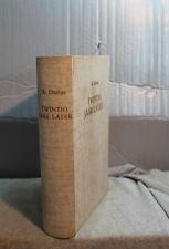 TWINTIG JAAR LATER OLD DUTCH LANGUAGE edition Alexandre Dumas Bigot Amsterdam