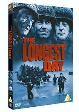 The Longest Day - Single Disc Edition [1962] [DVD] Very Good DVD Richard Beymer,