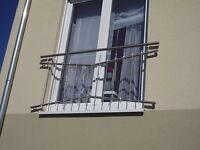 Franzosischer Balkon Gelander Balkongelander Silber Anthrazit