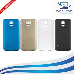 SAMSUNG GALAXY S5 replacement REAR BACK BATTERY COVER PANEL G900F/G901F S5+