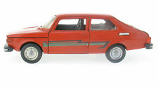 NACORAL 123 - Saab 99 Combi Coupe - rot red - 1:43 Modellauto Spain Inter Cars