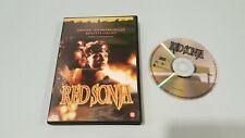 Red Sonja (DVD) PAL Region 2 Nederlands
