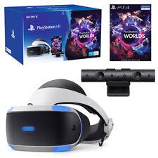 PlayStation VR V2 with Camera & VR Worlds Bundle NEW
