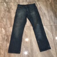 Calvin Klein Jeans MENS 30 X 30 JEANS Distressed