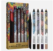 Smashbox Eye Liner Gift Set 5 Full Sizes Limited Edition Holidaze Nib