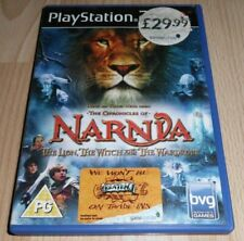 New listing Narnia ...Playstation 2 Game