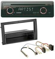 Blaupunkt SD Bluetooth USB MP3 CD Autoradio für Skoda Fabia 2004-2007 6Y Facelif