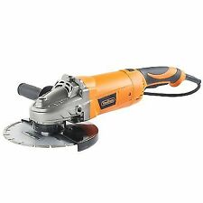 Lovely VonHaus 2200w 230mm 9âu20ac Angle Grinder Supplied With Diamond Tipped Cutting  Disc