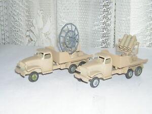 France jouet  FJ  / 2  camion militaire GMC  code 3