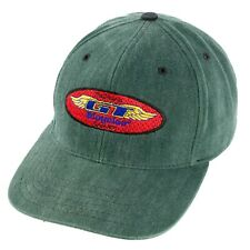 New listing Vintage The Original Gt Bicycles Snapback Hat Green Baseball Cap Made in Usa