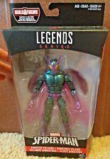 Marvel Legends Spider-man 6 Series Sinister Villains Beetle Vulture BAF