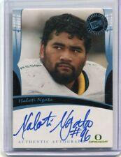 2006 Press Pass Legends - HALOTI NGATA - Autograph Rookie - OREGON DUCKS RAVENS