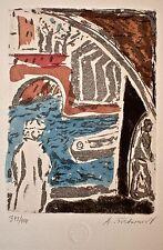 Antje fretwurst-o. t. - colorierte aguafuerte-o. j. - 343/444