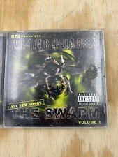 The Swarm, Vol. 1 by Wu-Tang Killa Bees (CD, Jul-1998, Priority Records)